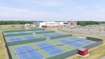 AAHS tennis courts
