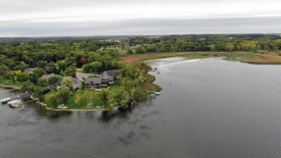 Aerial Lake Darling Alexandria MN