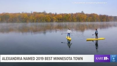 ALEXANDRIA : THE 2019 BEST MINNESOTA TOWN
