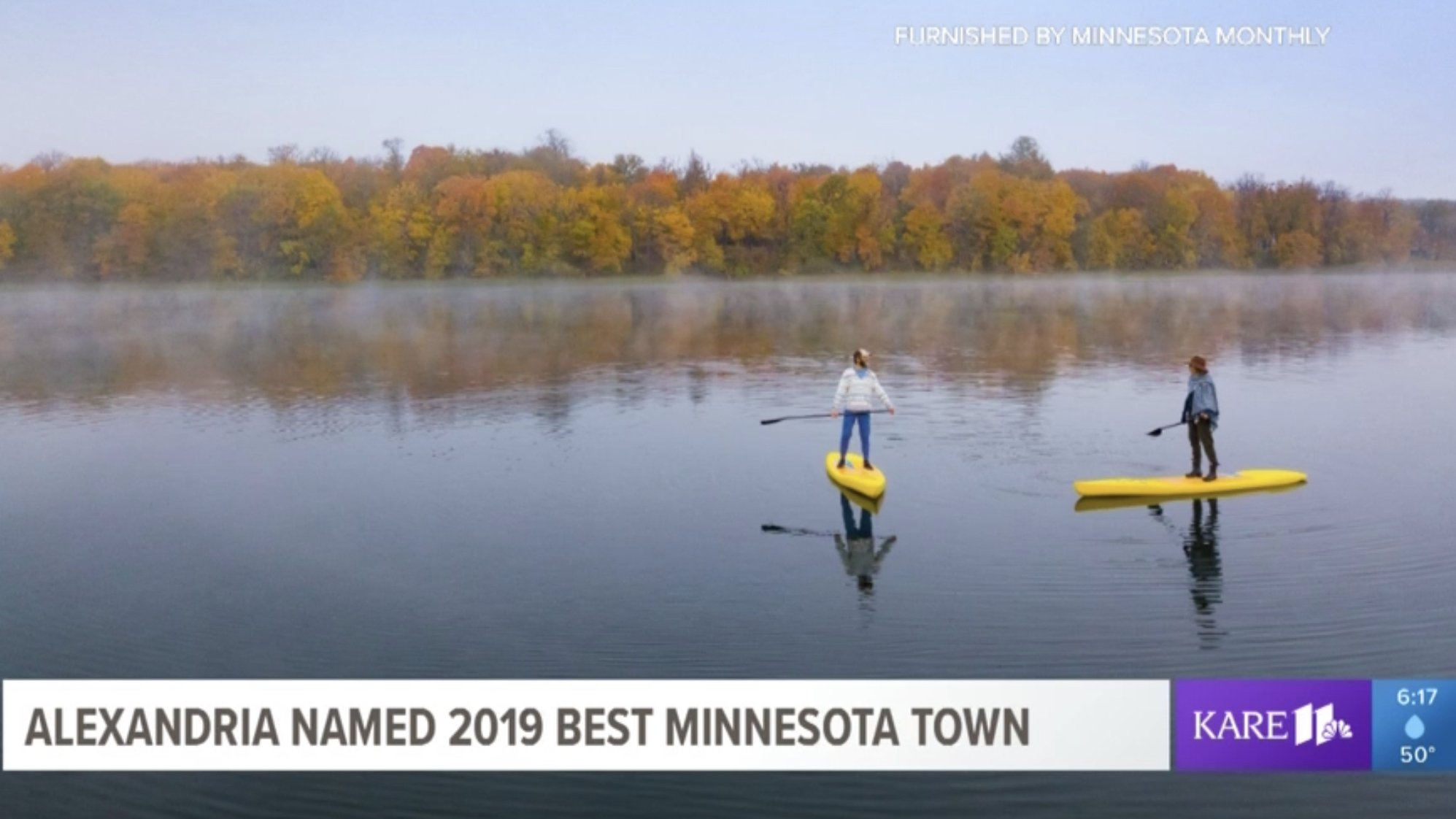 ALEXANDRIA : THE 2019 BEST MINNESOTA TOWN