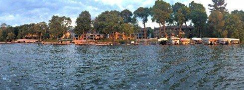 Blakes by the Lakes, Lake Carlos