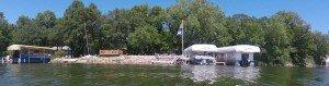 Browns Point, Lake Darling