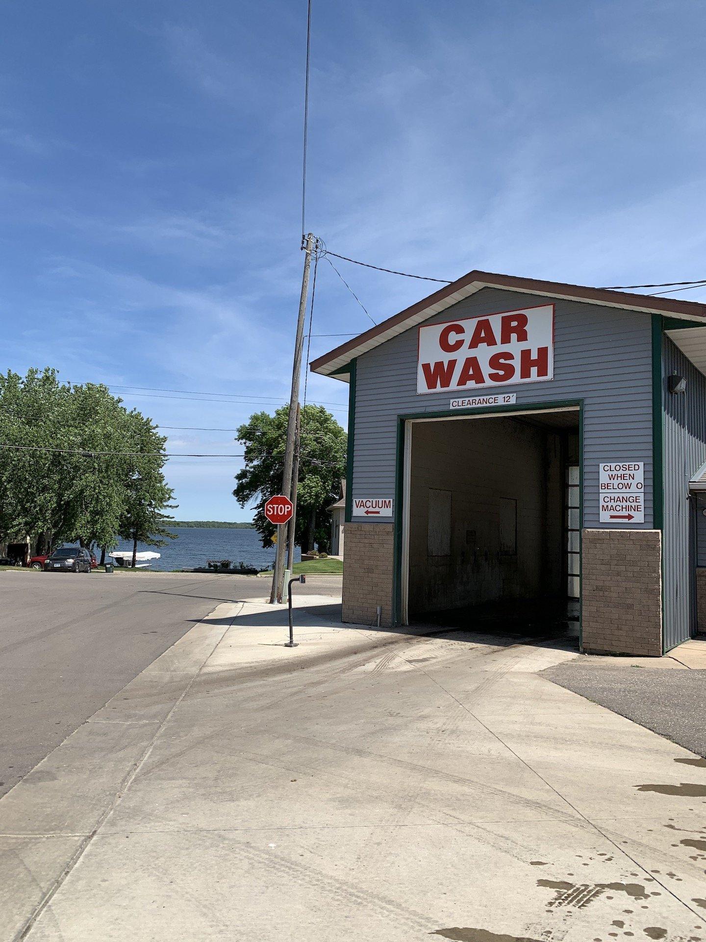 Osakis Car Wash