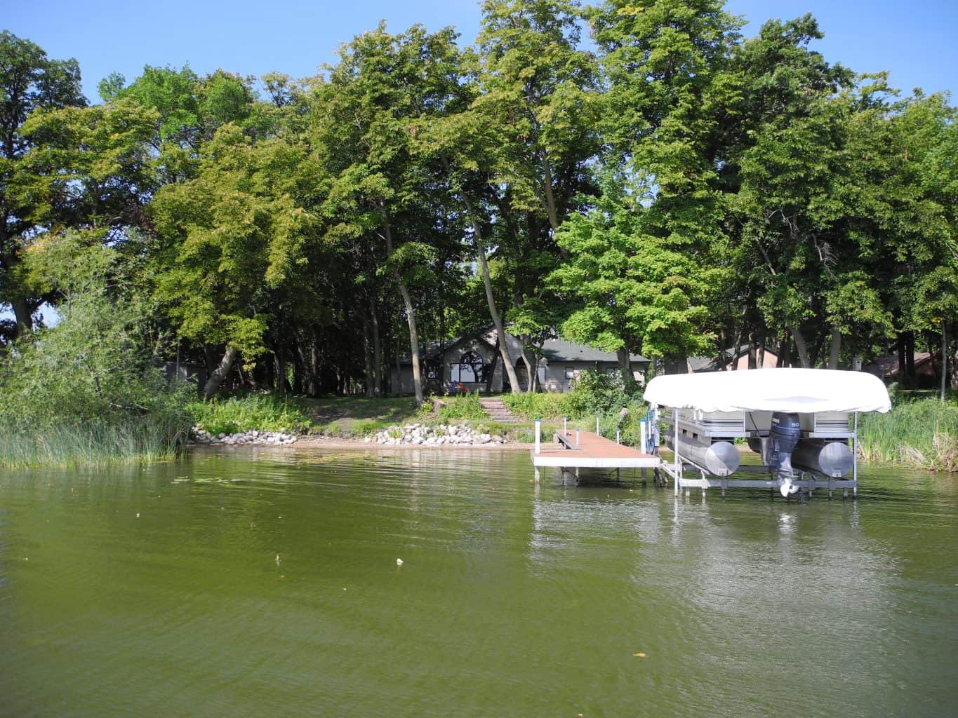 Dyrud Court lake homes