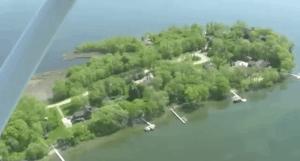 Lake Ida's Gehrkes Point