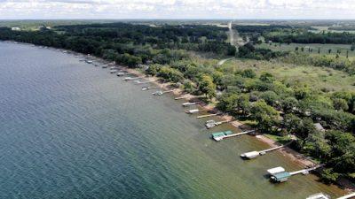 Lake Miltona's Gold Coast