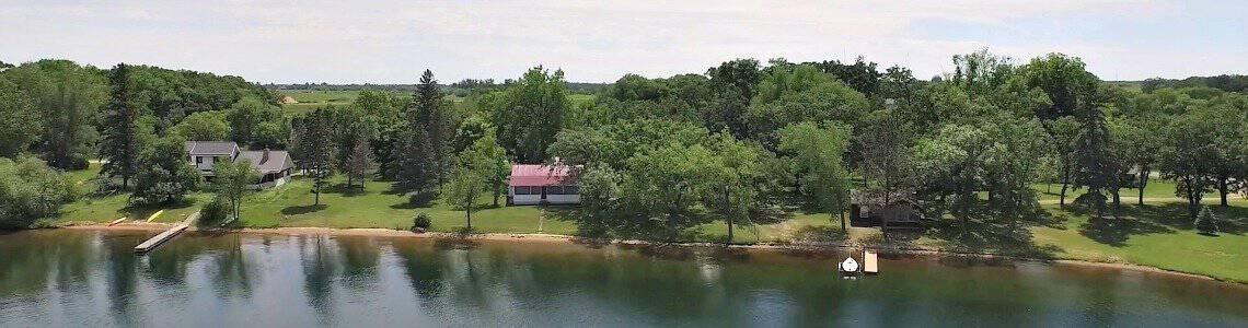 Lake Ida's South End