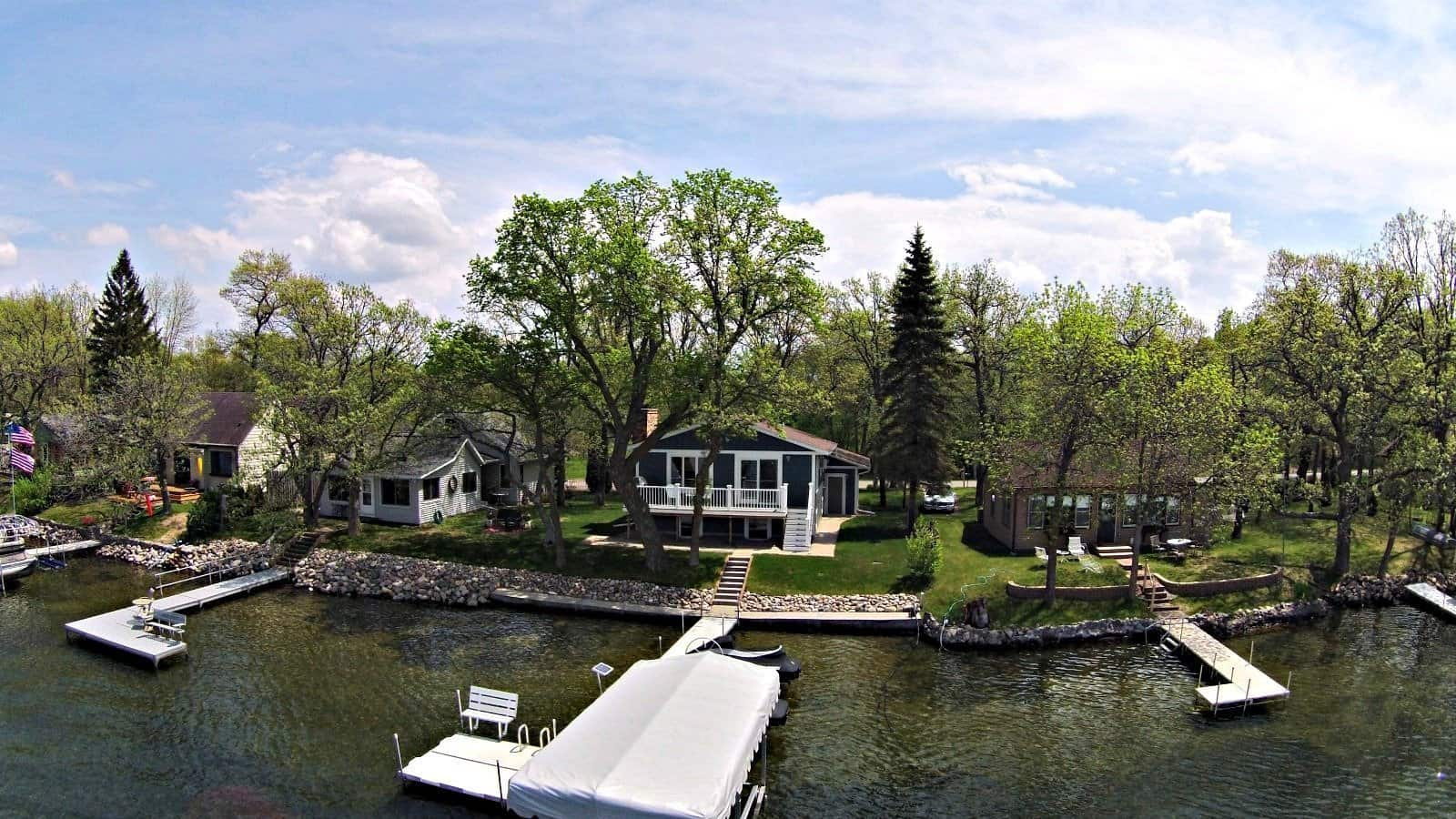 Lake Darling home for sale in Alexandria, Minnesota