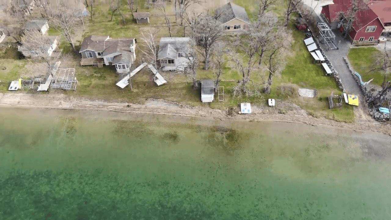 Maple Lake cottage