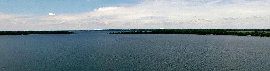 Pilgrim Point, Lake Ida