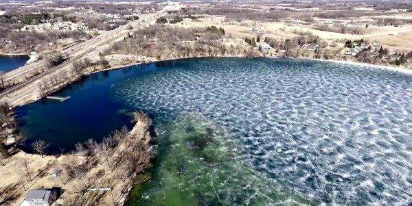 Spring at Lake Geneva