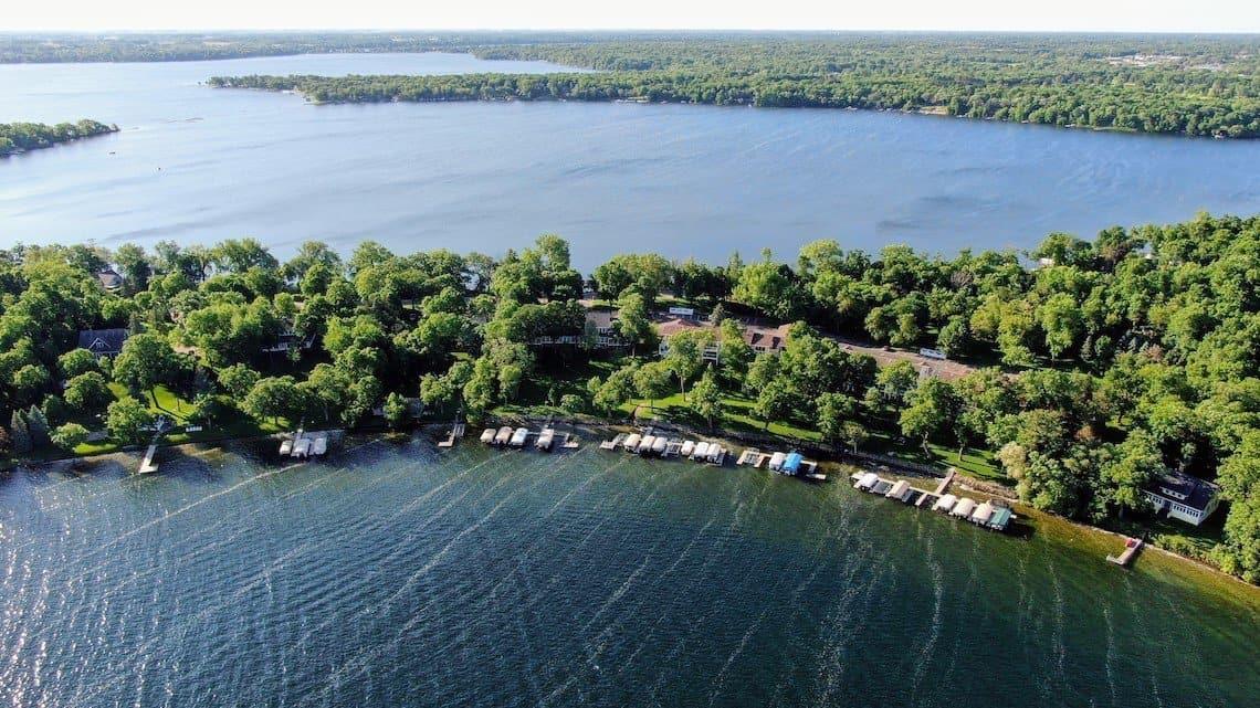 Blakes by the Lakes at Lake Carlos
