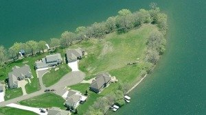 Land for sale at Maple Lake in Alexandria, MN