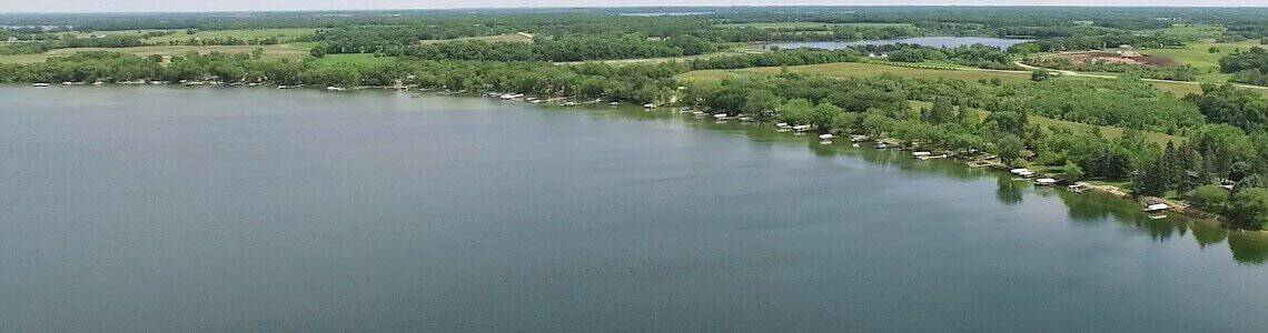 Lake Ida 360 degree video